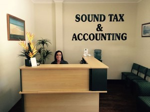 Sound Tax & Accounting Reception